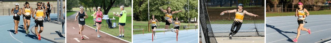 Masters Athletics Western Australia